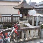 自転車でめぐる近江の旧街道~朝鮮人街道(後半)