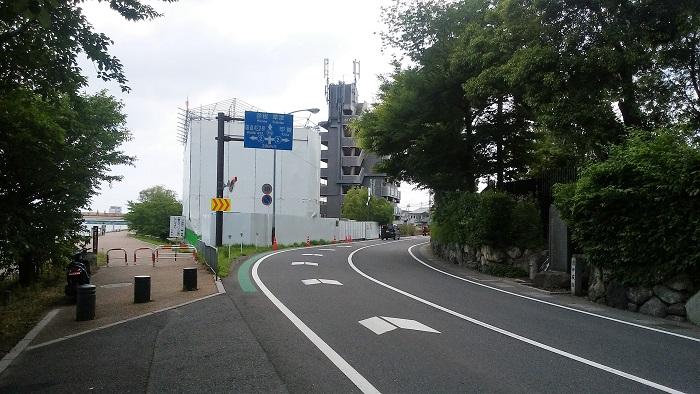 自転車で行く近江の城(3)勢多城