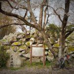 自転車で行く近江の城(8)大溝城