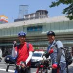 ヤジキタ2018中山道自転車走破スタート!