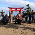 秋の紅葉ビワイチ作戦‼️(1)