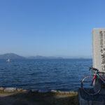 自転車でめぐる近江の旧街道~北国海道(西近江路)5