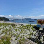 シコイチ(四国一周サイクリング)チャレンジ:1日目