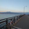 ナショナルサイクルルートとなったビワイチへ2020初ライド!